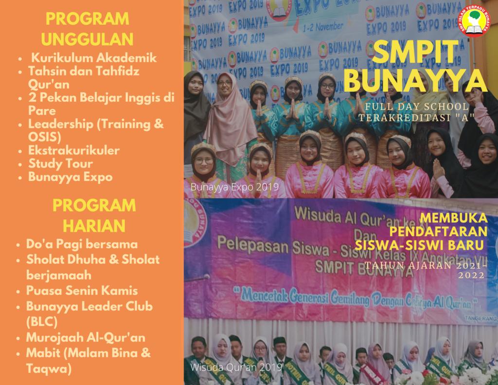 SMPIT-Bunayya-Flyer