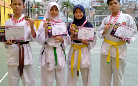 Karate SMPIT BUNAYYA
